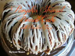 triple chocolate sour cream bundt cake my sweet mission