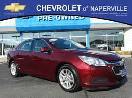 pre owned 2015 chevrolet malibu lt 4dr car in naperville p7229