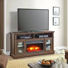 70 inch electric fireplace insert soft grey infrared stand upton