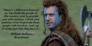 Braveheart Freedom Meme - braveheart movie quotes images inspirational lines dialogues yo