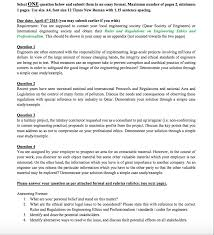 Case Study Essay Format Select One Question Below And Submit Them In An Es Chegg Com