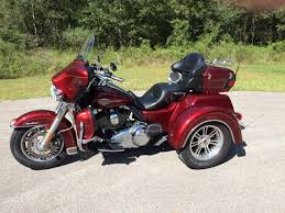 new or used harley davidson tri glide motorcycle for sale