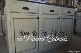 lowes kitchen cabinet touch up paint how to touch up chipped paint and maintain painted cabinets