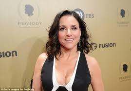julia louis dreyfus honored at peabody awards in new york daily