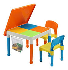 building table with storage liberty house toys multi purpose building block construction table