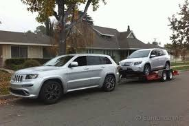 2014 jeep towing towing impressions 2012 jeep grand term road test