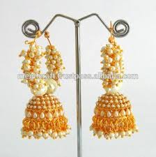 buy jhumka earrings online online indian traditional pearl jhumka earrings pearl jhumka pearl