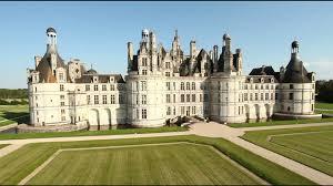 chateau design château de chambord loir et cher hd stock 891