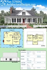 baby nursery house plans single story with wrap around porch