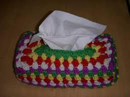 crochet tissue cover part 1 youtube