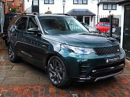 land rover discovery exterior 2017 land rover discovery discovery si6 hse classic driver market