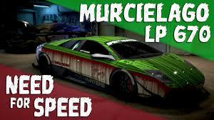 Lamborghini Murcielago 2016 - need for speed 2015 ps4 lamborghini murcielago customization