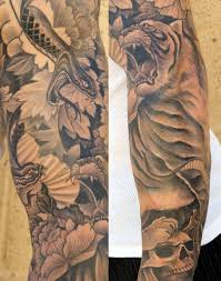 arm sleeve tattoo for men cool tattoos bonbaden