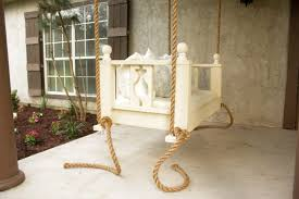diy porch bed swing build it craft it love it