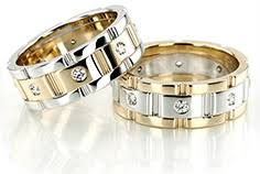his and hers wedding unique wedding bands rings his hers styles 25karats