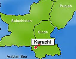map of karachi karachi constituencies map