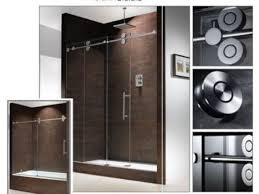 Barn Style Sliding Door by Barn Style Glass Shower Doors Image Collections Glass Door