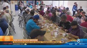 more than 1 500 homeless fed at annual thanksgiving outreach mea