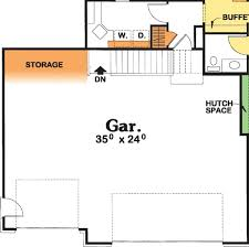 Modular Homes With Basement Floor Plans Garage To Basement Stairs More Than Merely Convenient