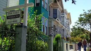 san francisco has the highest share of homes worth 1 million or