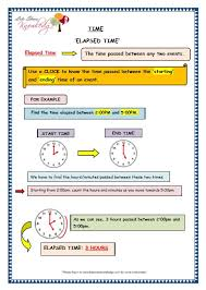 grade 3 maths worksheets 8 6 elapsed time lets share knowledge