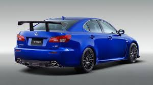lexus is van lexus is f ccs concept tuning kit by trd now available