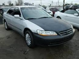 Honda Accord 2000 Interior Used 2000 Honda Accord Lx Car For 1 150 Usd Sale On Carxus