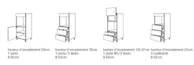 hauteur colonne cuisine meuble demi colonne cuisine colonne meuble cuisine hauteur meuble