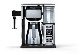 ninja coffee bar clean light keeps coming on ninja coffee bar thermal carafe system cf097 ninja