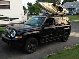 Jeep Grand Cherokee Roof Rack 2012 by Kayak Rack Jeep Patriot Forums