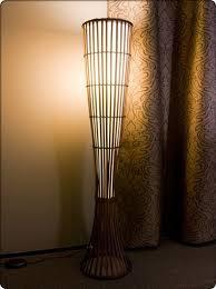 Bamboo Floor Lamp Petak Bamboo Floor Lamp Portables Floor Lamps New Zealand U0027s