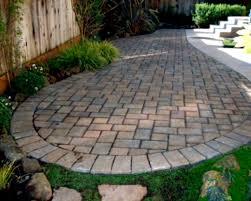 Concrete Paver Patio Designs Cool Design Outdoor Landscaping Ideas Concrete Paver Molds Lowes