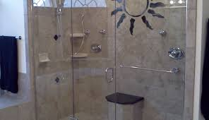 shower frameless bathtub shower doors pleasing frameless glass