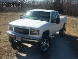 lifted white gmc 1998 gmc sierra 1500 information and photos zombiedrive