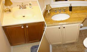 Bathroom Remodeling Ideas Before And After by Master Bathroom Powder Room Remodel Bathroom Remodeling Ideas