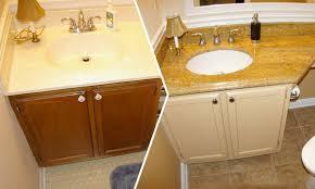 master bathroom powder room remodel remodeling ideas master bath and powder room remodel before after