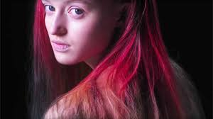 What Color To Dye Your Hair New Hair Dye Changes Your Hair Color Depending On The Environment