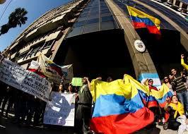 consolato colombiano consulado de colombia en buenos aires y otros demonios