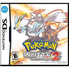 amazon com pokemon white version 2 nintendo ds video games