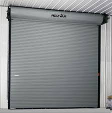 Overhead Roll Up Doors Duracoil Basic Coiling Commercial Overhead Roll Up Doors Daco