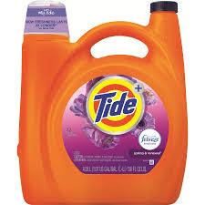 shop tide 138 fl oz spring and renewal laundry detergent at lowes com