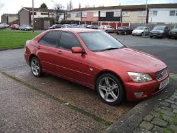 gumtree lexus cars glasgow 1999 lexus is200 auto burnt orange in liverpool merseyside