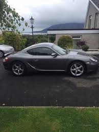 porsche cayman 2015 grey porsche cayman in warrenpoint northern ireland cars on