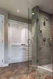 Gray And Tan Bathroom - master bathroom tiled shower design ideas u0026 pictures zillow digs
