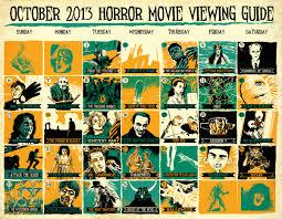 halloween movie sketch calendar brent schoonover illustration