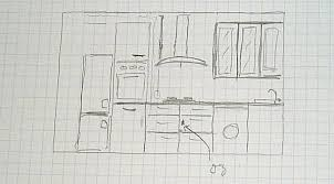 faire un plan de cuisine en 3d gratuit faire plan de cuisine plan travail cuisine beautiful plan travail
