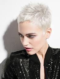pixie grey hair styles the 32 coolest gray hairstyles for every lenght and age page 2 of 4