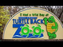 turtle back zoo light show 2017 turtle back zoo west orange nj animals youtube