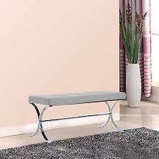 modern benches ebay
