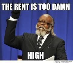 The Rent Is Too Damn High Meme - meme creator the rent is too damn high meme generator at